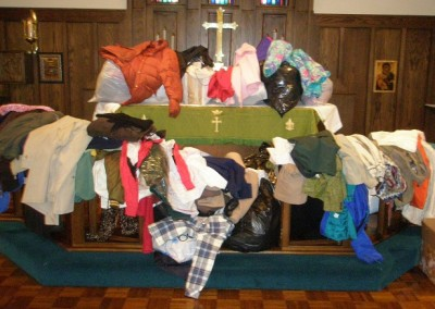 2011 coats for christ